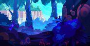 Why So Blue Jungle BG