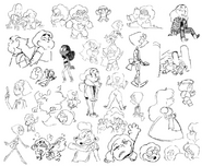 Morris Doodles 2