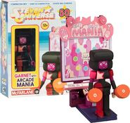 McFarlane Garnet with Arcade Mania