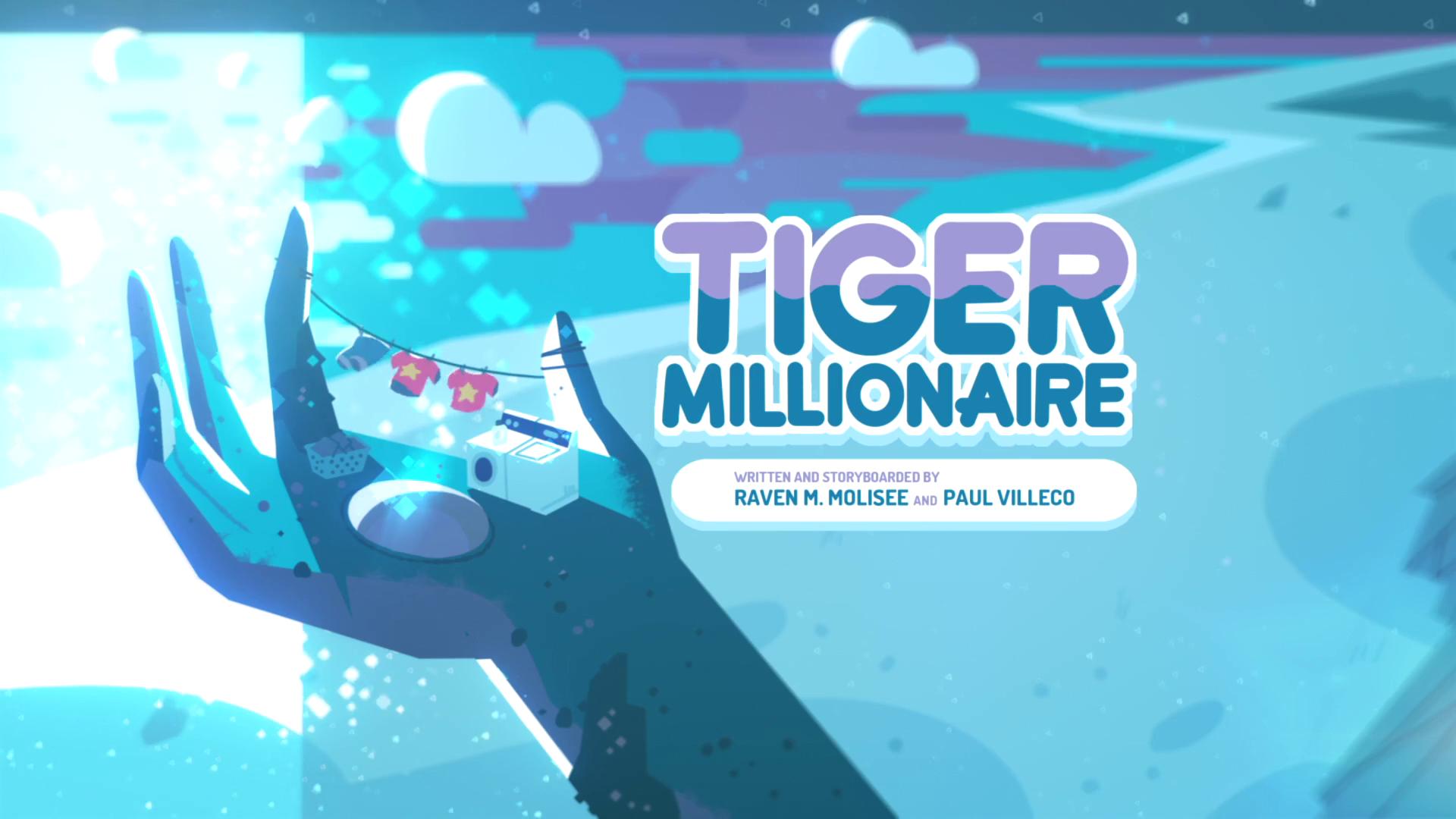 Tiger Millionaire (episode)/Gallery