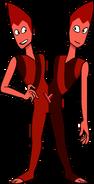 Rutile Twins -Sunrise Palette-