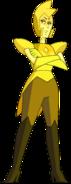 Yellow Diamond by (11) RylerGamerDBS