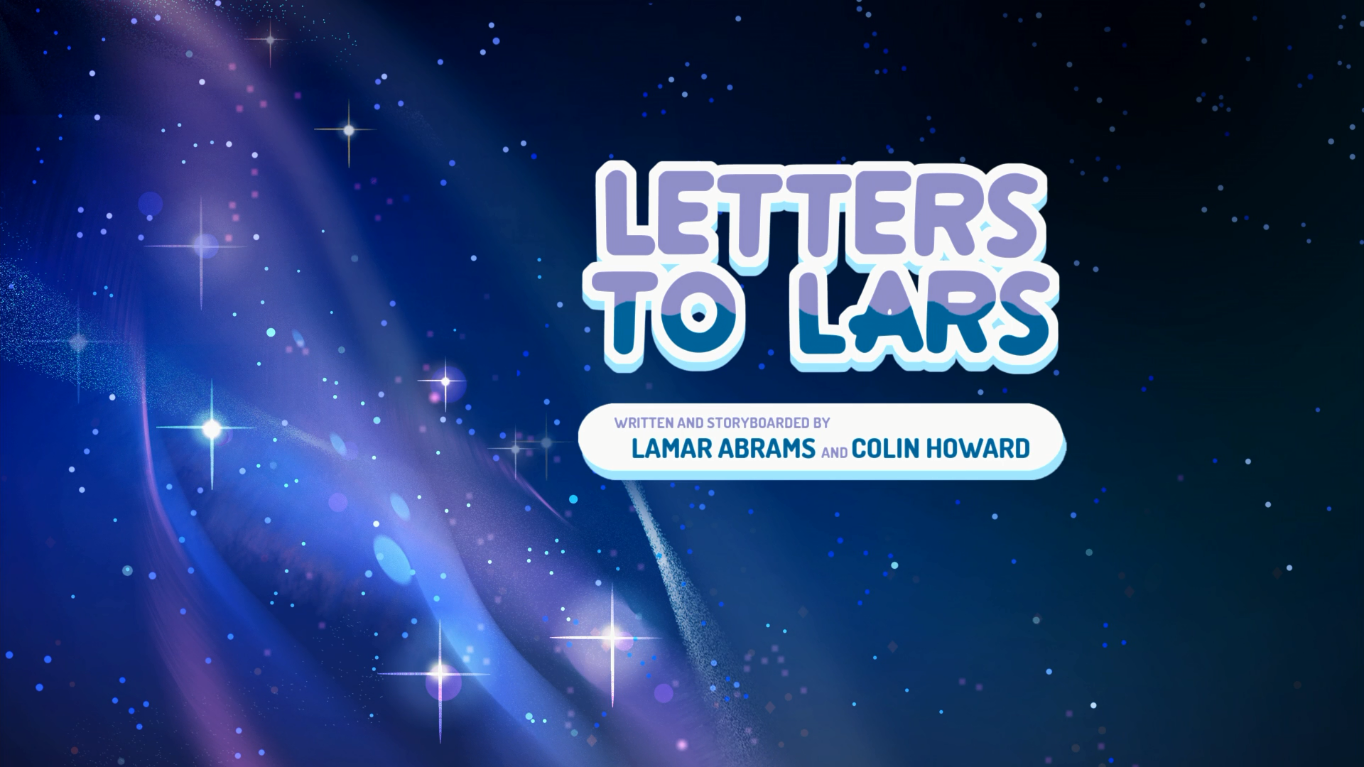 Letters to Lars/Gallery