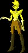 Yellow Diamond (Reunited Palette) by RylerGamerDBS