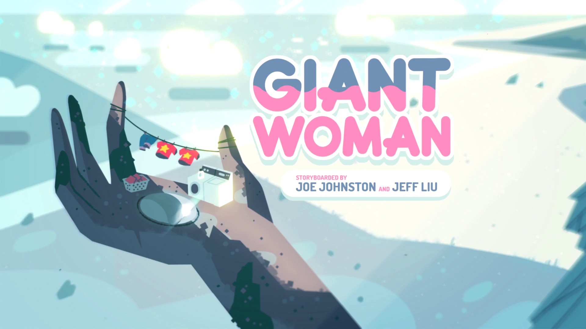 Giant Woman (episode)/Gallery