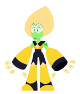 Peri Pal (Left Arm) by RylerGamerDBS