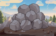 Color Design - Pile o' Rocks