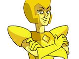 Żółta Diament