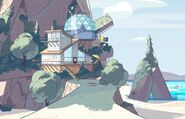 Little Homeschool Beach House and Temple BG
