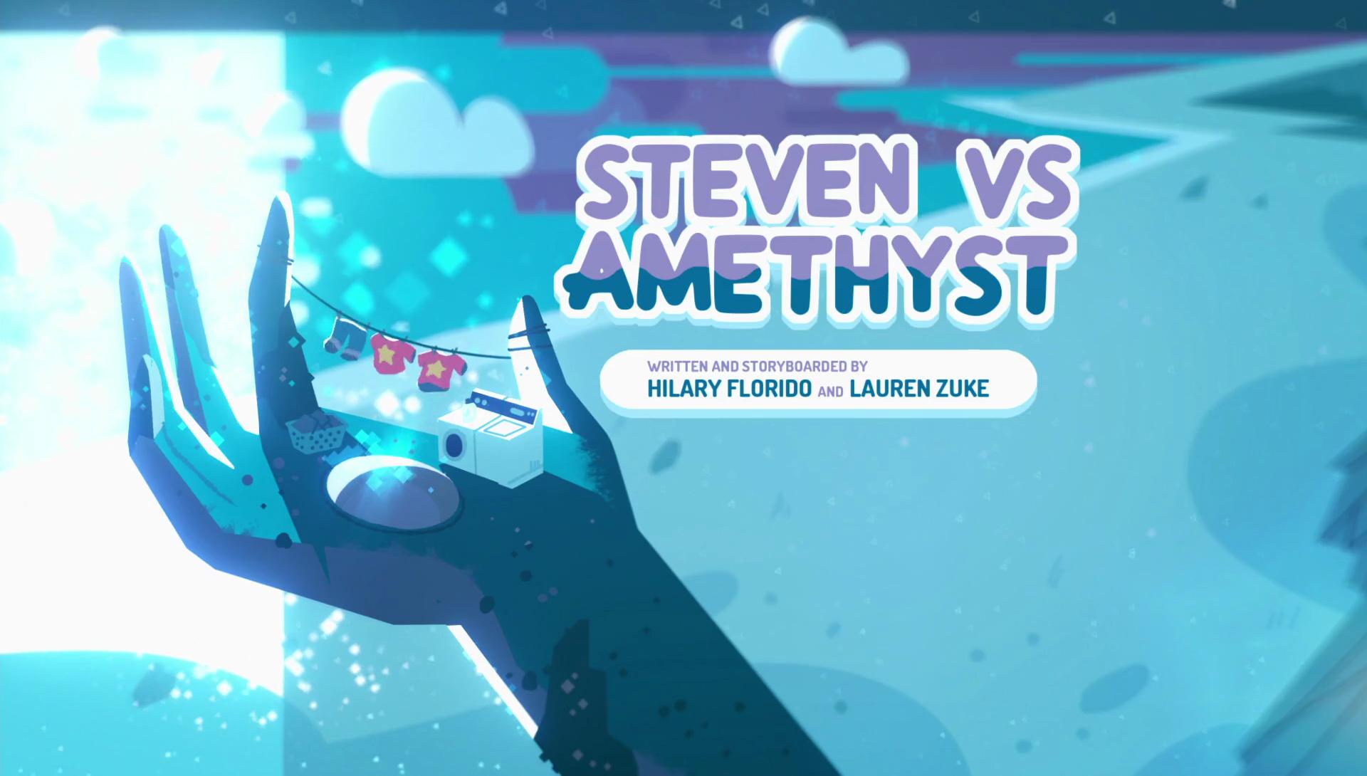 Steven vs. Amethyst/Gallery