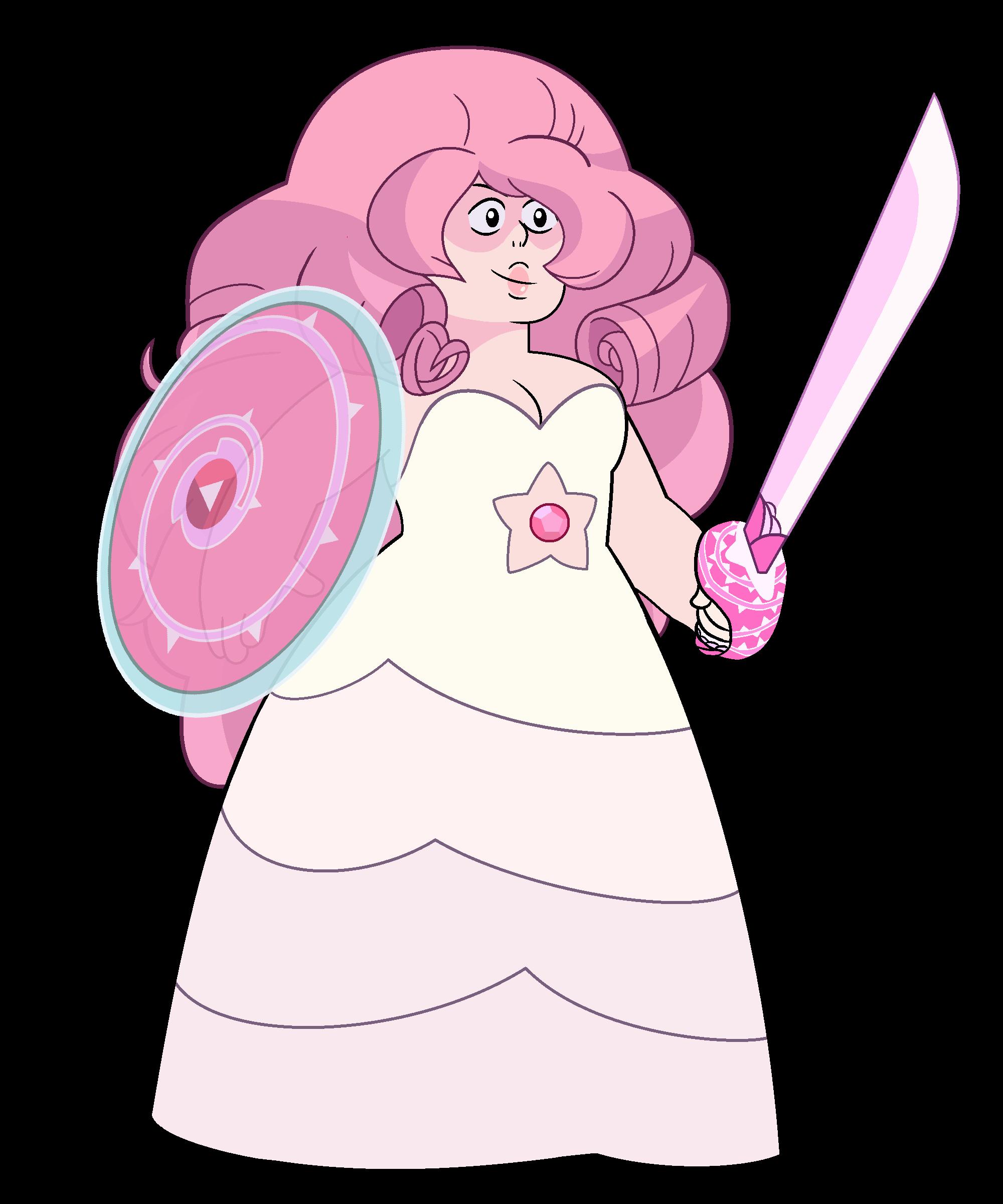 Steven Universe Rose Quartz