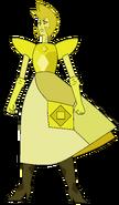 Yellow Diamond - Original Design