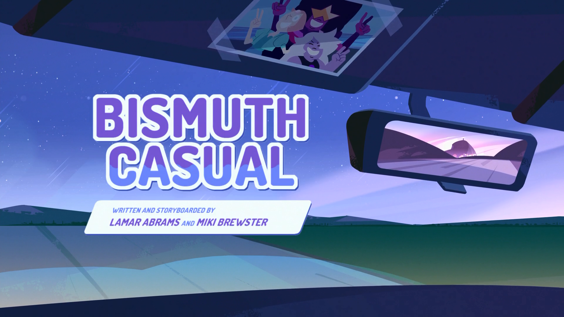 Bismuth Casual/Gallery