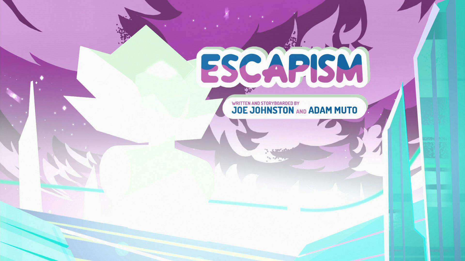 Escapism (episode)/Gallery