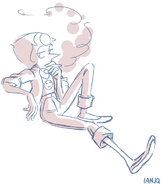 Pearl sketch 03