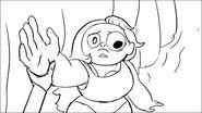 An Indirect Kiss Amethyst Arm Grab Storyboard