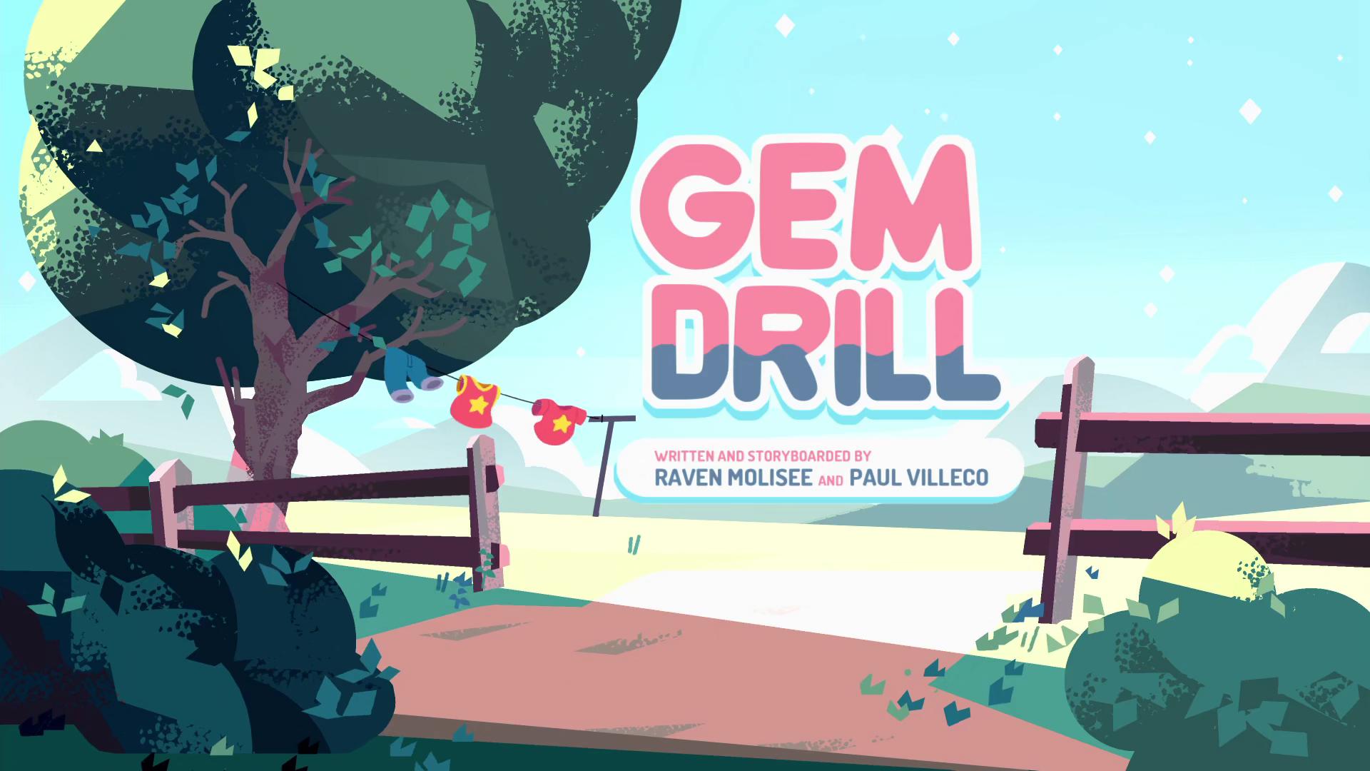 Gem Drill