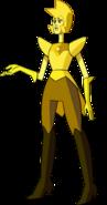 Yellow Diamond (Homeworld Palette) by RylerGamerDBS