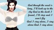 Jessie J - Flashlight Piano Instrumental Lyrics (Karaoke)