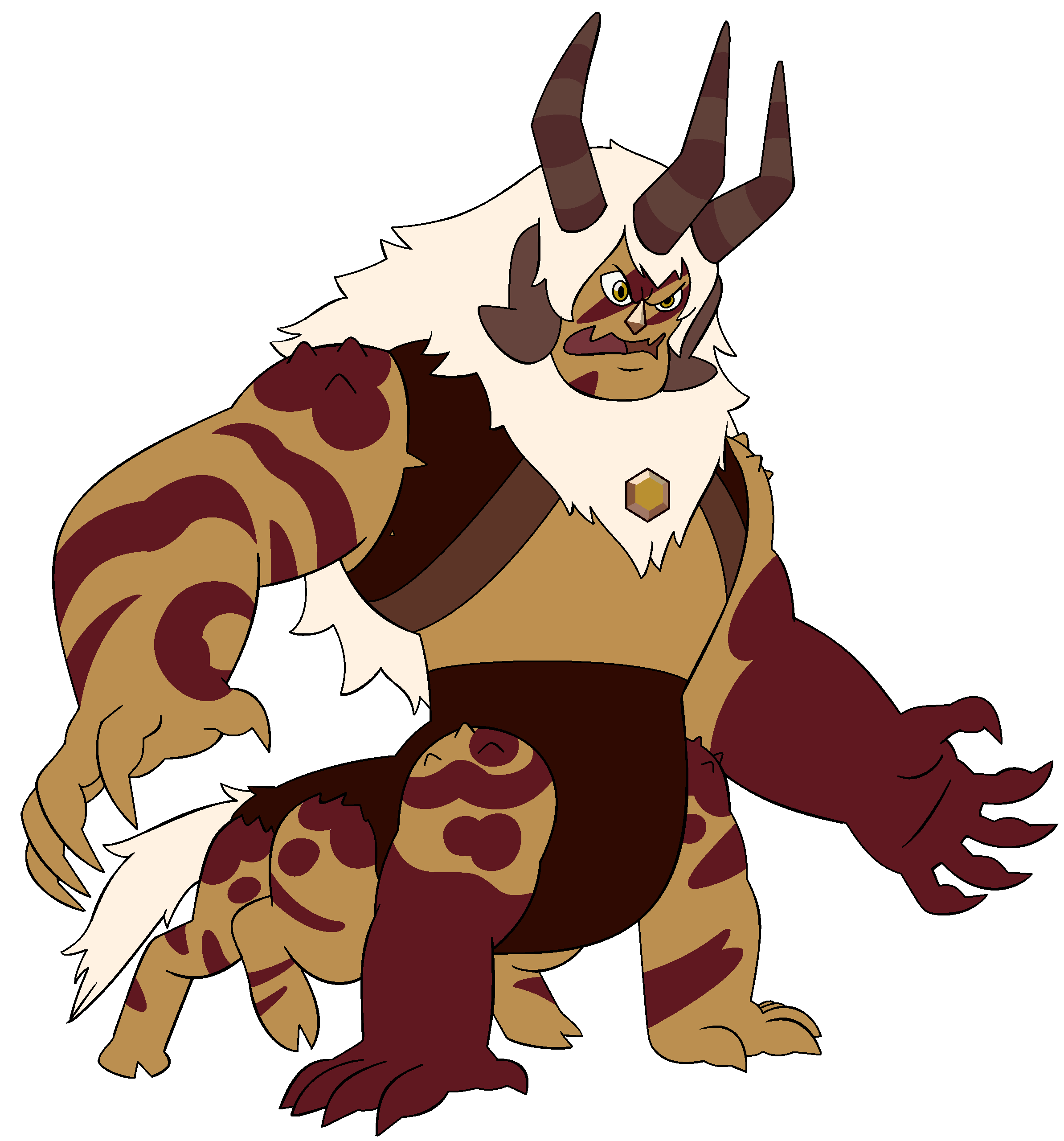 Jasper Zebra (Fusão)