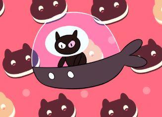 Biscoito Gatinho (Personagem)