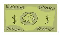 Dinheiro da Selva