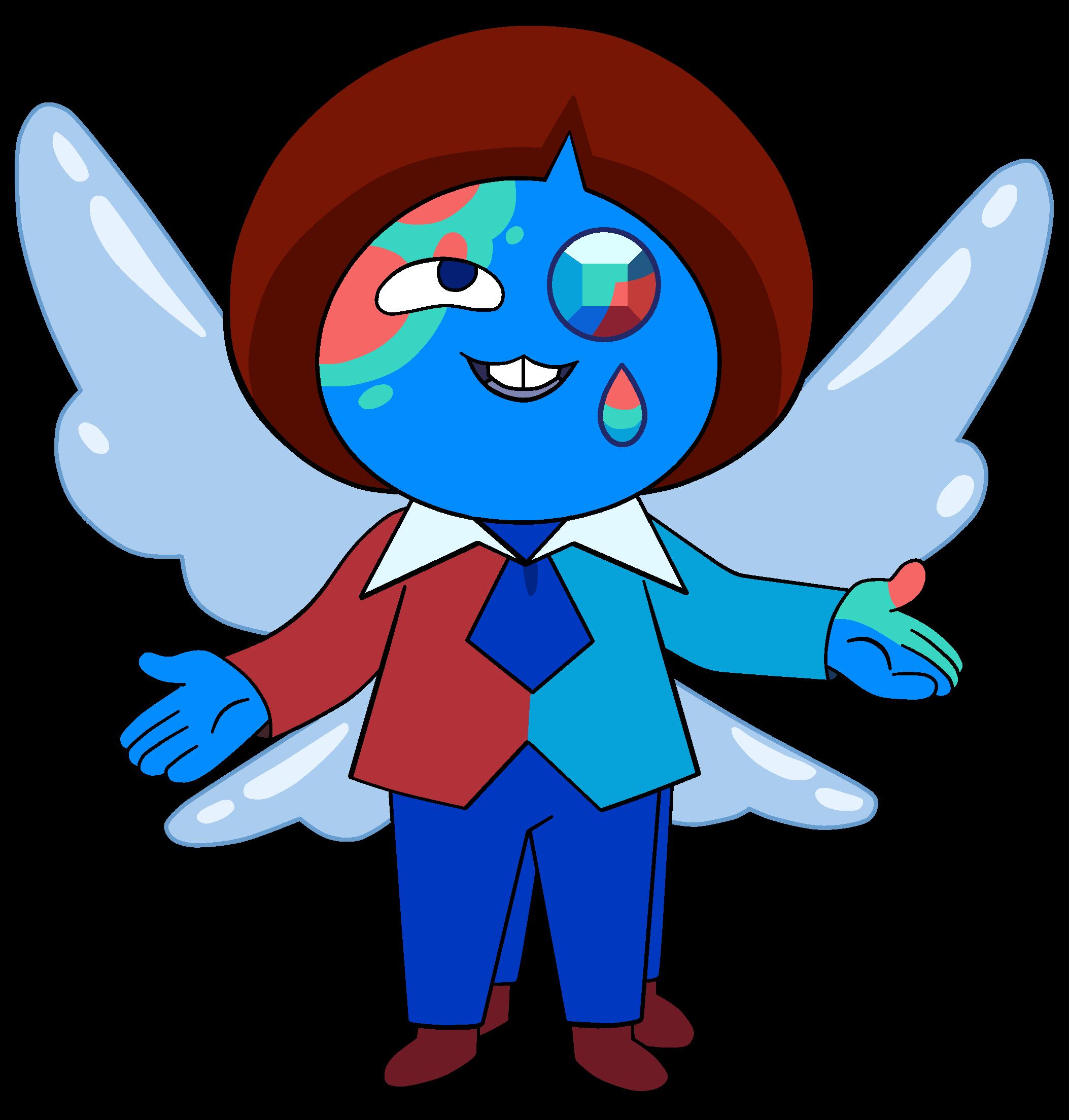 Azurita Bluebird