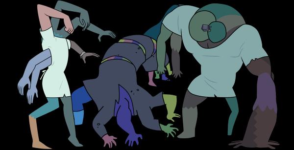 Gems Agrupadas