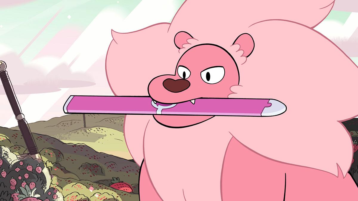 Bainha da Espada de Rose