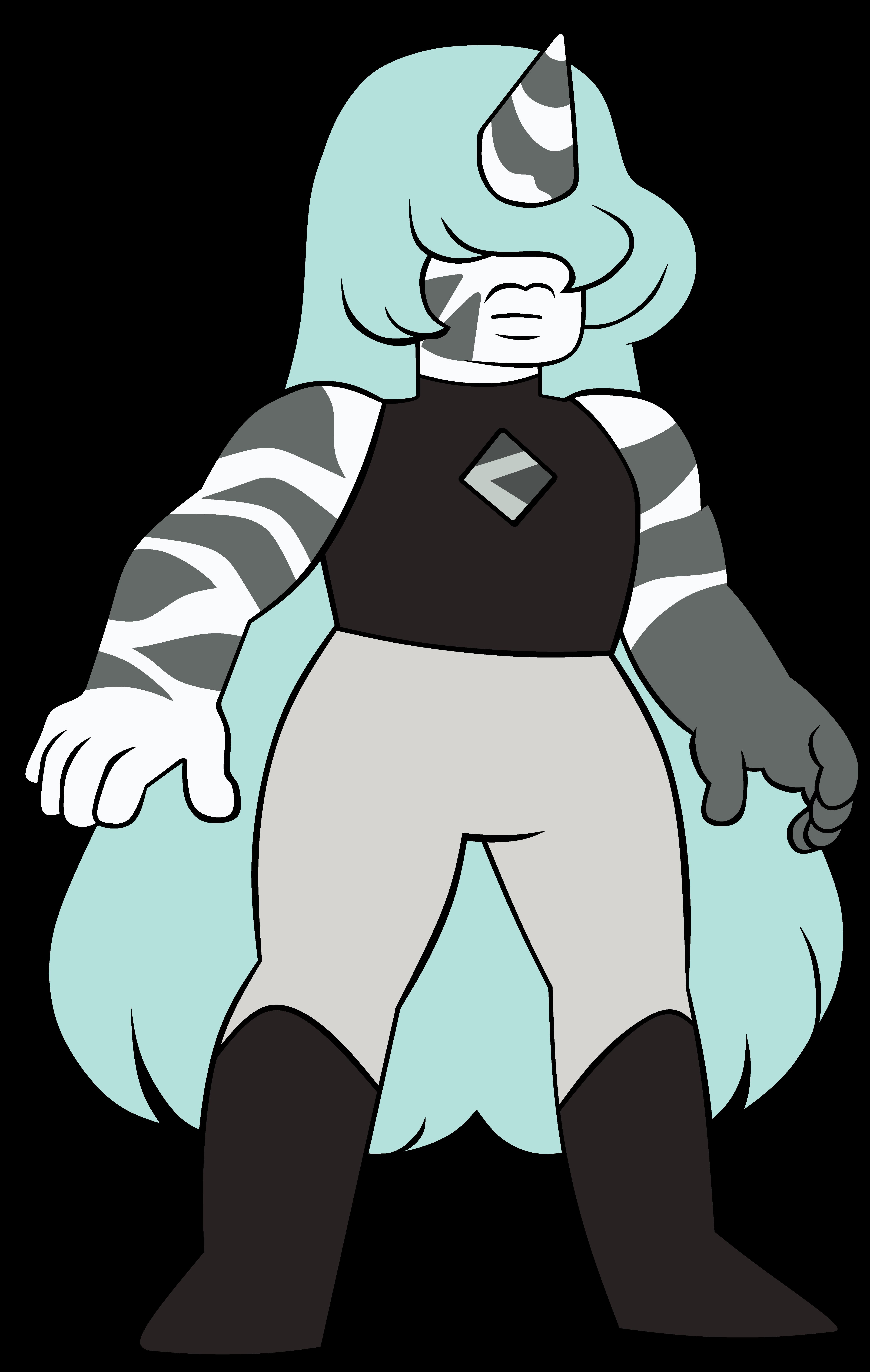 Jasper Zebra (Singular)