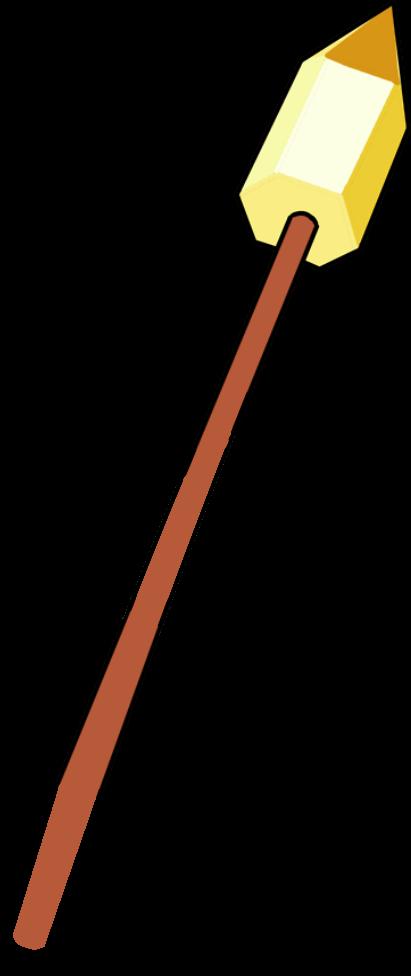 Bastão de Topázio