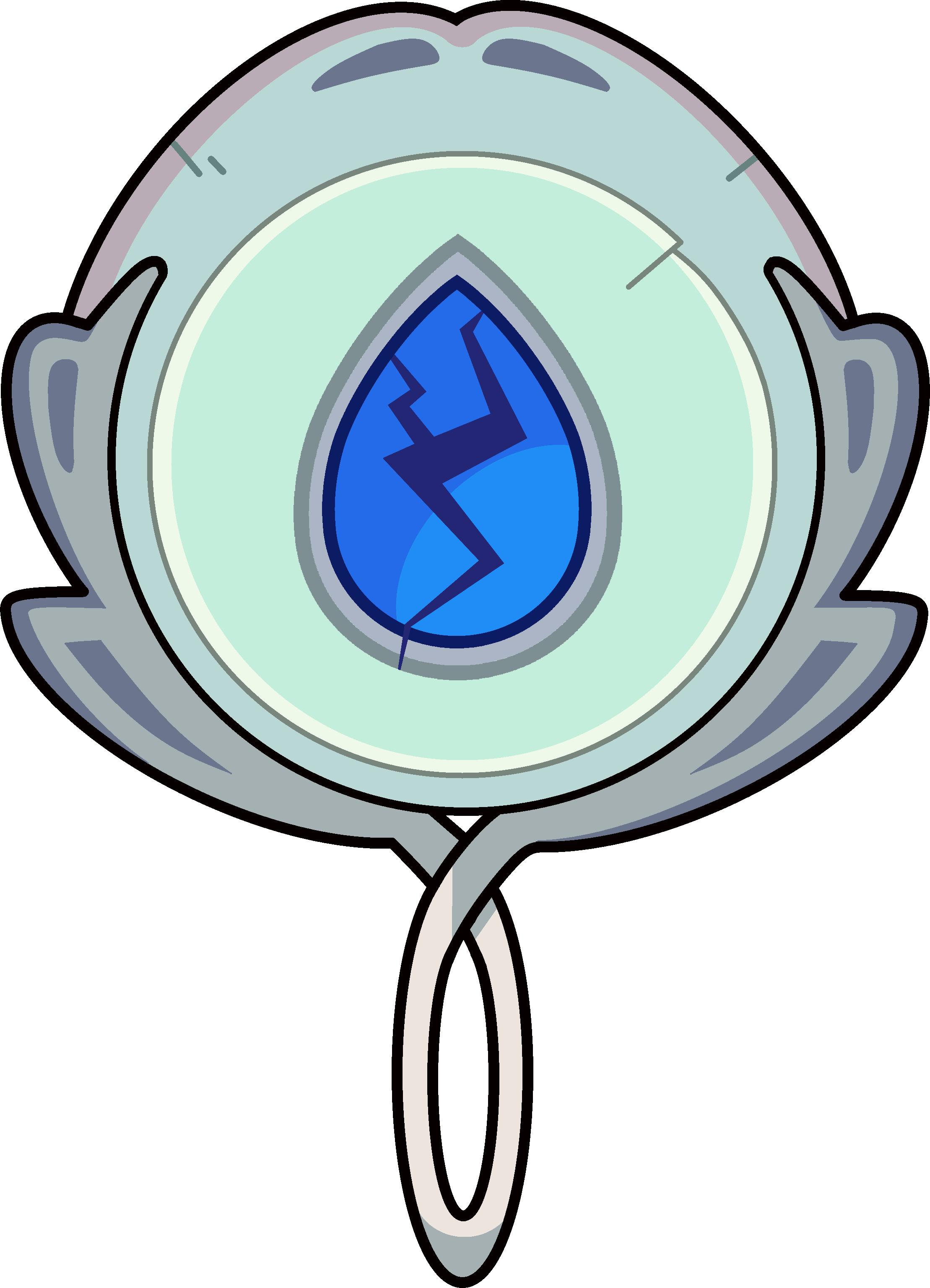 Espelho de Poder Gem