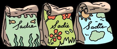 Lanches de Sadie