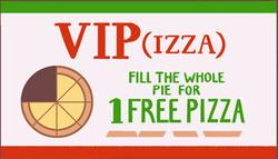 Cupons VIP (IZZA)