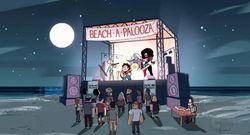 Palco de Beach City