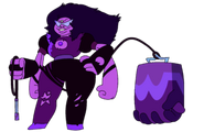 Sugilite - With Weapon