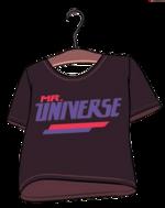 Camiseta do Sr. Universo