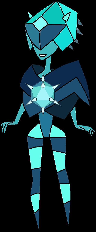 Calcedônia Azul