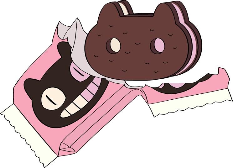 Biscoito Gatinho