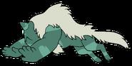 Green Quartz Jasper Monster