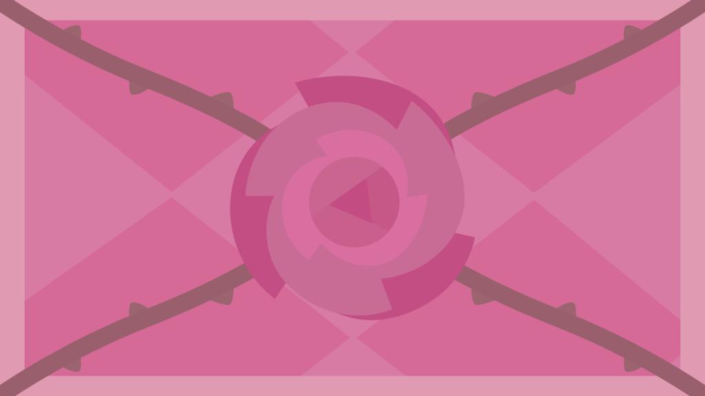 Bandeira de Rose Quartz