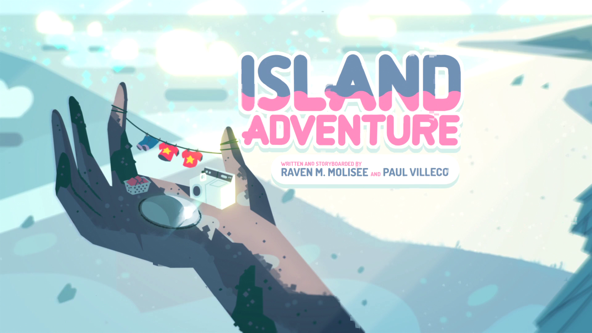 Aventura na Ilha/Galeria