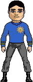 Lt. Cmdr. M. Goldman - Starbase 134