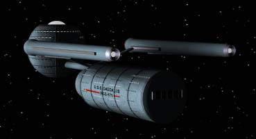 USS Tiberius (Star Trek: Origins)