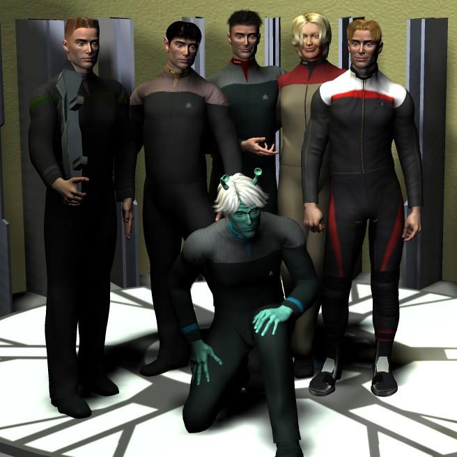 Star Trek: New Order