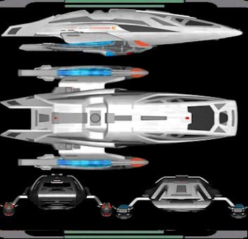 Type-13 shuttlecraft