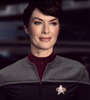 T'Sara Frost (Star Trek: Courageous)