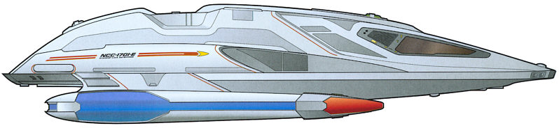 Type-11 shuttlecraft
