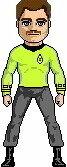 Lt. Cmdr. J. McClane - USS Hermes
