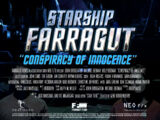 Conspiracy of Innocence (Starship Farragut episode)
